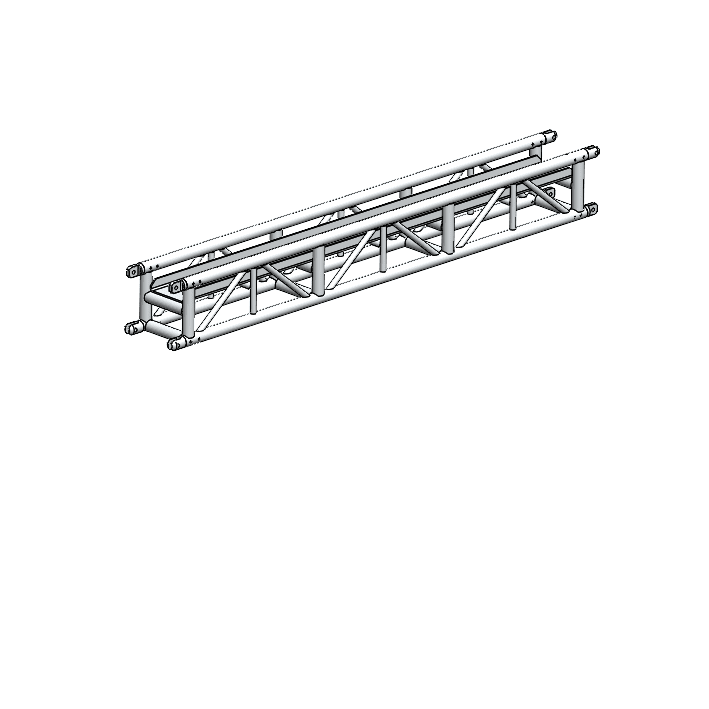 1212F – CABLE TRAY AVEC CANIVEAU